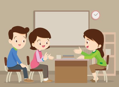 Parent-techer-interview
